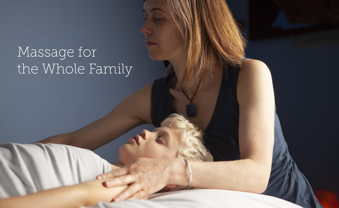 portland massage for the whole family
